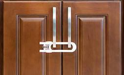 Sliding Cabinet Locks For Child Safety | Baby Proof Your Kit