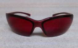 Stylish Red Laser Eye Protection Glasses Safety Goggles Lase