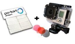 The Accessory Pro® Bundle - 8 Anti-Fog Inserts, Polarizer,