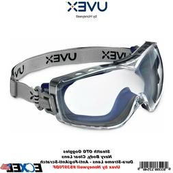 Uvex By Sperian - Stealth Otg Goggles Stealth Otg Nvy Cl Dur