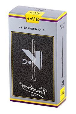 Vandoren CR1935+ Bb Clarinet V.12 Reeds Strength 3.5+; Box o