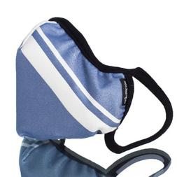 Vogmask Classic Microfiber High-Filtration Dust Mask: Blue G