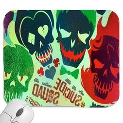 A Suicide Squad DC Comics Thick Rubber Mouse Mat  with Deads