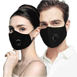 Activated Carbon Face Shield Anti-fog Dust Proof Filter Outd