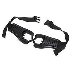 Jackson Safety Airmax Elite Adjustable Waist Belt, Black