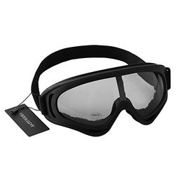 Airsoft UV400 Windproof Anti-dust Protective Safety Goggles
