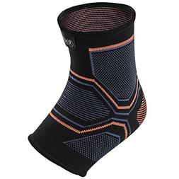 Kunto Fitness Ankle Brace Compression Support Sleeve for Ath