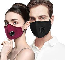 Anti Dust Mask, PM2.5 N95 Mask Dustproof Anti Fog Haze Polle