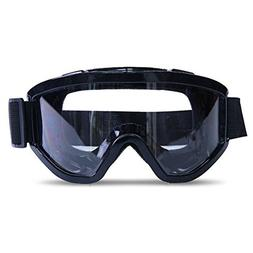 Daixers Anti-Fog Clear Lens Safety Goggle