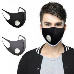 Anti-fog Haze Dust Pm2.5 3D Cropped Breathable Face Mask Fli