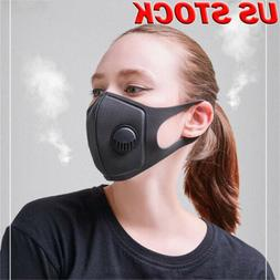 Anti PM 2.5 Pollen Dust Breathing Mask Washable Anti-fog Act