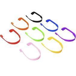 eBoot 8 Colors Anti-slip Glasses Strap Sports Glasses Strap