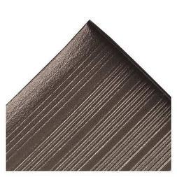 Antifatigue Mat, Black, 3ft. x 8ft.