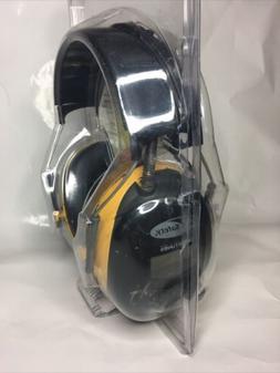 AO Safety Work Tunes Peltor Type WTD22 Portable AM/FM Headph