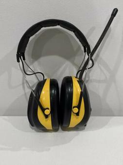 AO Safety Peltor Worktunes AM FM Radio Headphones Ear Muffs