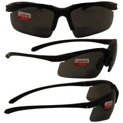Apex Bifocal Safety Glasses UV400 Magnifying Reading Eyewear