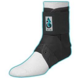 Med Spec 264014 ASO Ankle Stabilizer, Black, Medium