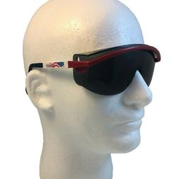Uvex Astrospec 3000 Safety Glasses - Patriot Frame with Smok