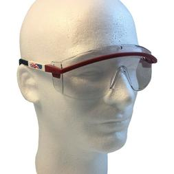 Uvex Astrospec 3000 Safety Glasses - Patriot Frame with Clea