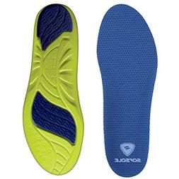 Sof Sole Athlete Full Length Comfort Neutral Arch Comfort In