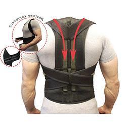 Back Support Belts Posture Corrector Back Brace Improves Pos