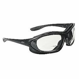 HONEYWELL UVEX Bifocal Safety Read Glasses,+1.50,Clear, S066