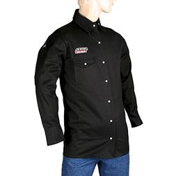 Lincoln Electric Black X-Large Flame-Resistant Cloth Welding