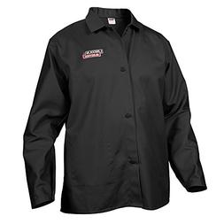 Lincoln Electric Black Large Flame-Resistant Cloth Welding J
