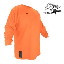 black stallion fr cotton tshirt