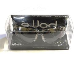 Bolle 40034 AXIS Contrast Anti-Scratch Lens Safety Glasses