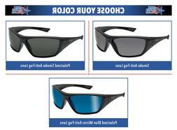 Bolle Hustler Safety Glasses Sunglasses ANSI Z87+ Work Eyewe