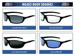 Bolle Solis Safety Glasses Sunglasses ANSI Z87+ Work Eyewear