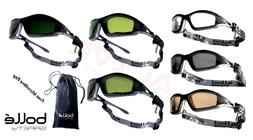 Bolle TRACKER II Safety Glasses Goggles Spectacles & FREE po