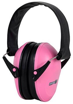 Boomstick Folding Ear Muff Safety Hearing Noise Protection G