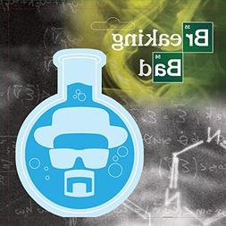 Breaking Bad ST BRBA FLASK1 Decal