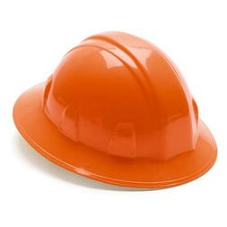 Pyramex Full Brim 6 Point Ratchet Suspension Hard Hat - Oran