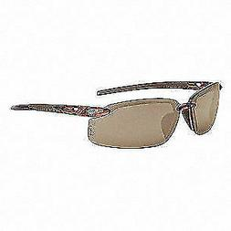 CROSSFIRE 29117 Crossfire Safety Glasses With Brown Scratch-