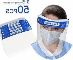 Bulk Lot 10/20/50PC Full Face Eye Shield Dust Splash Proof A
