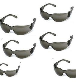 Lot of 4 Cordova Bulldog Tinted Wrap Safety Glasses Sunglass