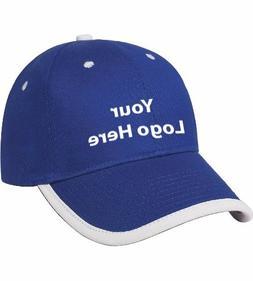 buster cap w visor trim