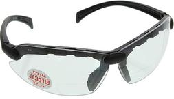 C-2000 Bifocal Safety Glasses 1.25 - CC125