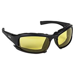 Jackson Safety Calico Safety Eyewear, Amber, Universal