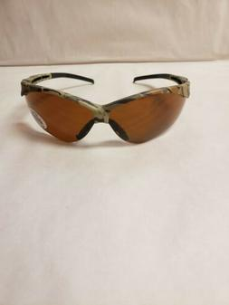 Stihl Two Tone Sport Safety Glasses Silver Mirror lens #0368