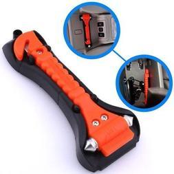 Car Safety Hammer Escape Tool Emergency Seatbelt Cutter Wind