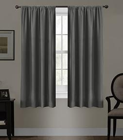Certified 100 Percent Blackout Maytex Smart Curtains Ultimat