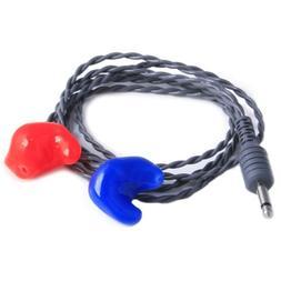 Rugged Radios Challenger Semi-Custom Ear Mold Racing Earbud