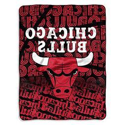 Northwest Chicago Bulls Nba Micro Raschel Blanket