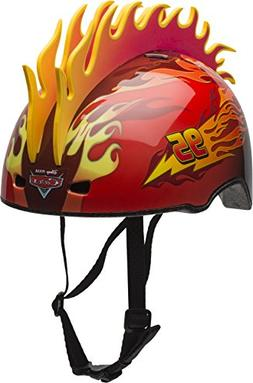 Bell 7082369 Child Cars 3D Flame Hawk Multi-Sport Helmet, Re