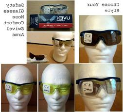 Choose A Style Uvex Safety Glasses Sunglasses Adjustable Nos