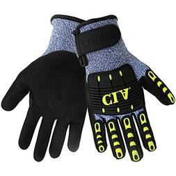 CIA617V Vice Gripster Impact Resistant Glove With Tuffalene